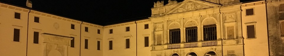 Villa Nogarola by night